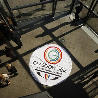 The Commonwealth Games baton is to criss-cross the globe before next year's Games in Glasgow