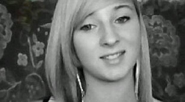 Christina Edkins, 16, was fatally stabbed on a bus in Birmingham (West Midlands Police/PA)