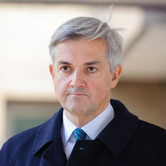 Chris Huhne is not being bullied in prison, his partner says