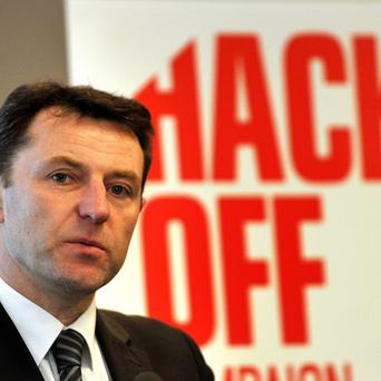 Madeleine McCann's father, Gerry McCann, has warned a 'historic opportunity' for press reform could be 'squandered'