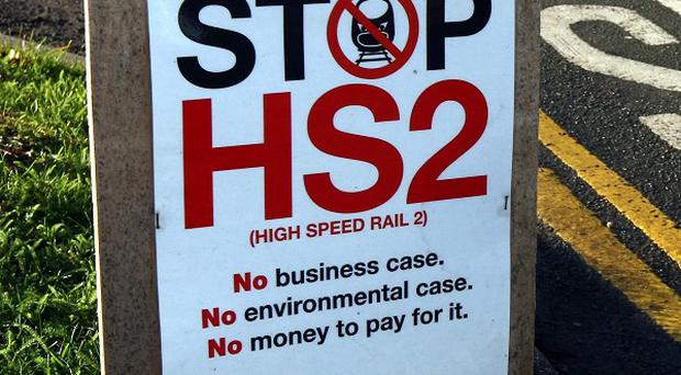 Ministers insisted the HS2 timetable would not be affected by a legal setback