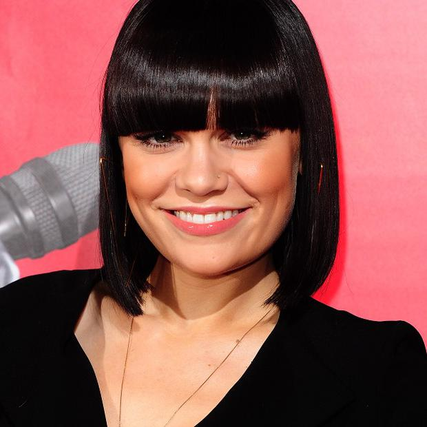 Jessie J has lost her trademark locks after shaving her head for Comic Relief