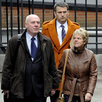 Victims of phone hacking Bob and Sally Dowler have hit out at press regulation proposals