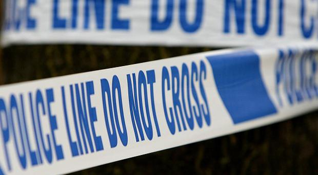 The man was injured during an incident at an address in Cardiff and died later