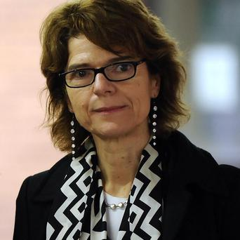 Vicky Pryce has reportedly been transferred from notorious Holloway prison in north London to an open jail in Kent