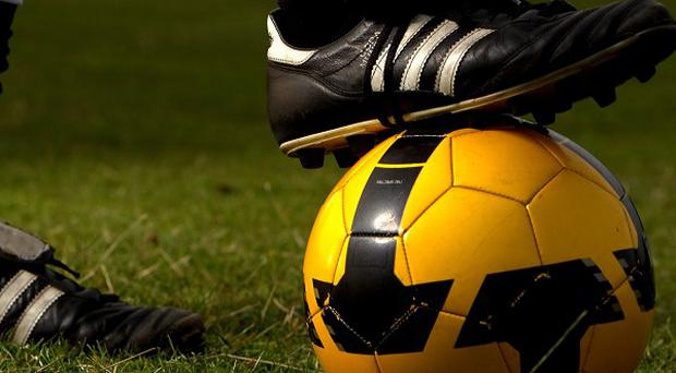Scores of arrests were made ahead of the non-league football fixture