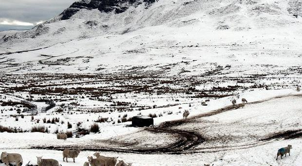 Weather forecasters have warned of more wintry conditions