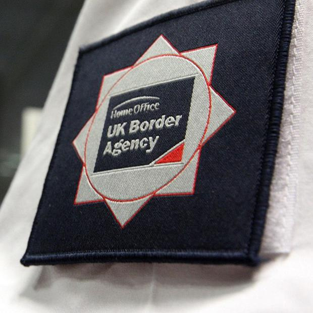 Kent County Council said dozens of young adults whose asylum claims were rejected remain in the county because of the UKBA's failure to deport them