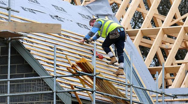The Government will offer interest-free loans for five years for those wanting to buy new-build homes
