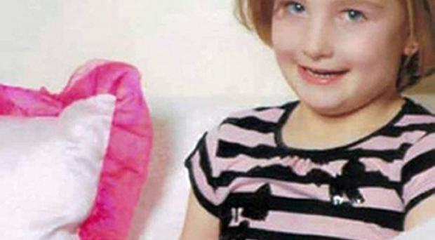 Imie Harrison died after she fell into a canal at Springfield Park in Kidderminster (West Mercia Police/PA)