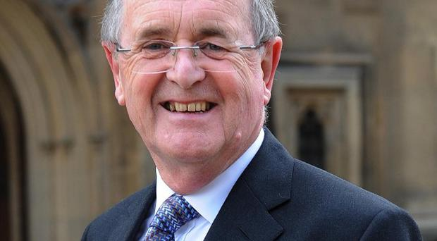 MP Sir Alan Beith said taxpayers would have to 'pick up the tab' for the ICO's work when new EU rules come into force