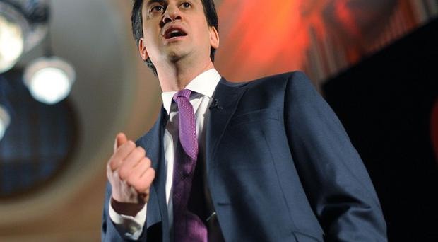 Ed Miliband says public anger with the coalition is growing in the wake of a no-change Budget