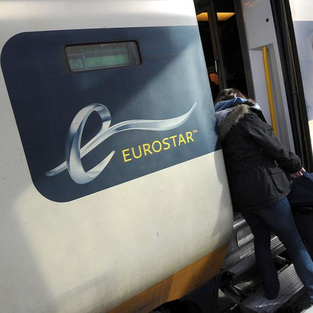 Eurostar passenger numbers were strong after the Olympics