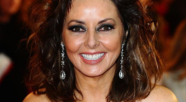 Carol Vorderman has cancelled TV appearances after breaking her nose
