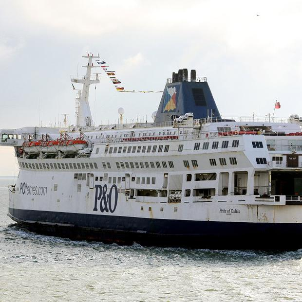 P&O Ferries warned cross-Channel passengers to 'expect long delays and to prepare accordingly'
