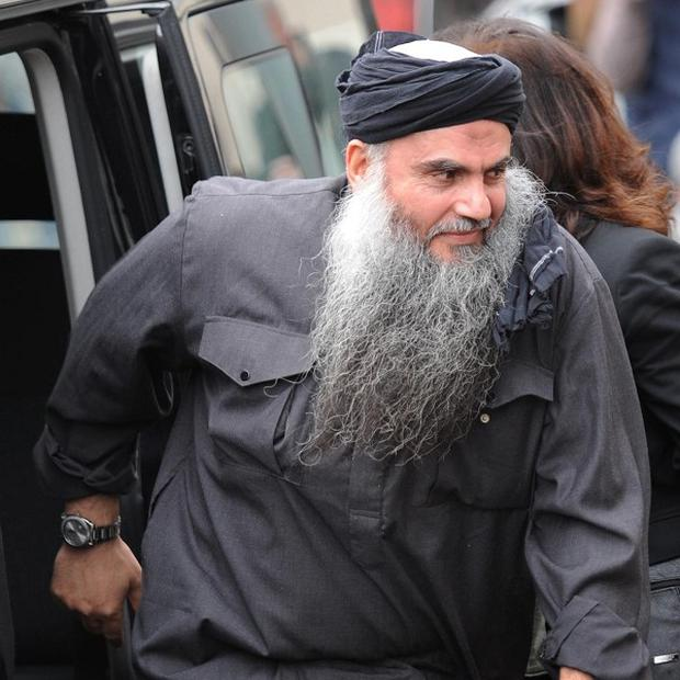 A Home Office spokesman said the Government 'remains determined to deport Abu Qatada'