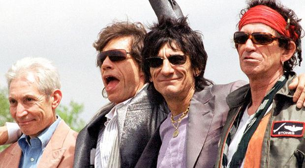 The Rolling Stones will play the Glastonbury Festival this summer