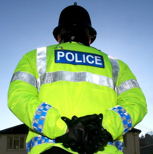 Police were called to a disturbance in Warwick Road in Carlisle, where they found the child