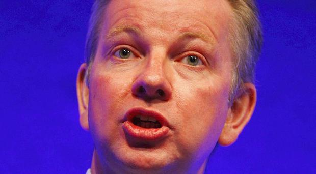 Education Secretary Michael Gove 'does not have the confidence of the profession or parents', a union claimed