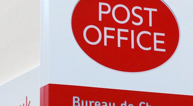 Workers at hundreds of Crown Post Offices are striking on Easter Saturday in a dispute over closures, jobs and pay
