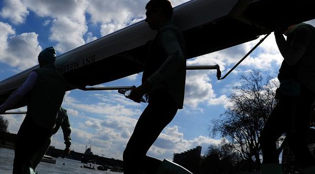 Cambridge and Oxford are due to face off in the Boat Race