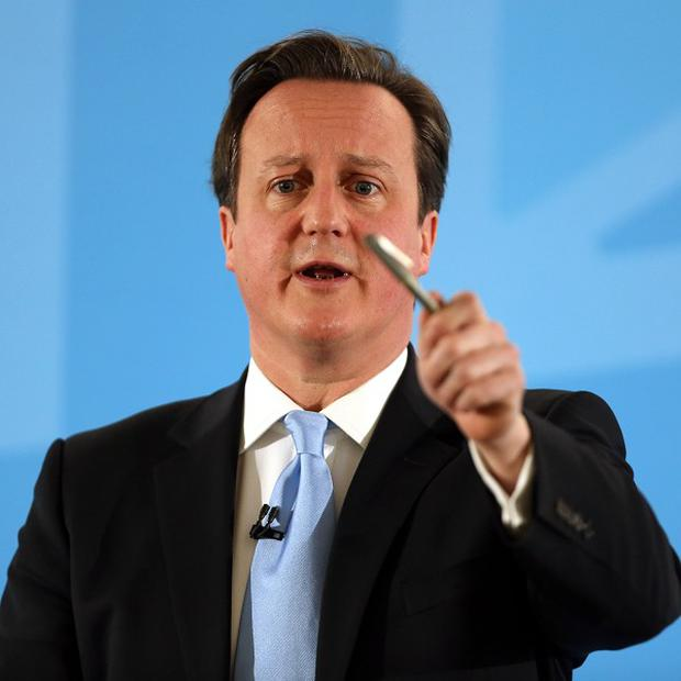 Prime Minister David Cameron has hailed christian organisations' 'incredible role' around the world