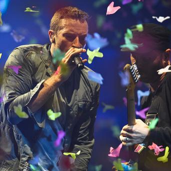 Coldplay's album A Rush Of Blood To The Head has been named the favourite album of all time by BBC Radio 2 listeners