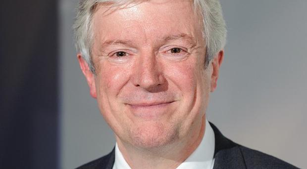Tony Hall started out as a BBC trainee 40 years ago