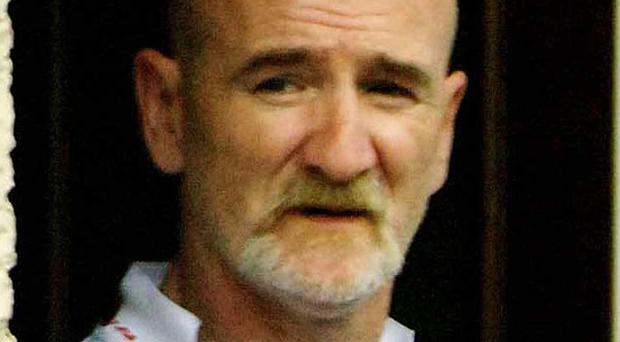 Mick Philpott's reaction to the fire was nothing more than a sham, according to police