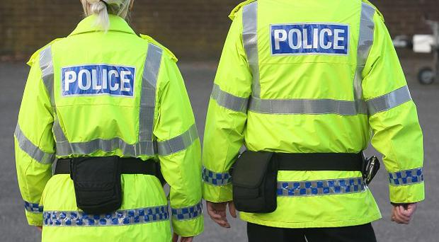 Police said it is being treated as 'an isolated incident'