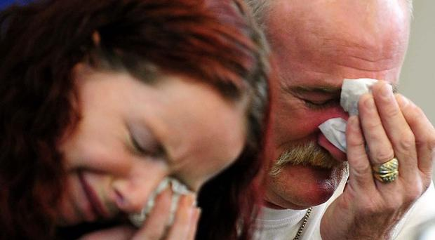 Mick Philpott and his wife Mairead will be jailed over a house fire which killed their six children