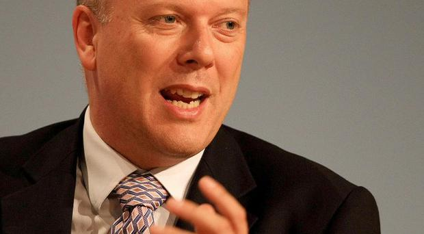 Chris Grayling wants to ensure cautions are 'only given where truly appropriate'