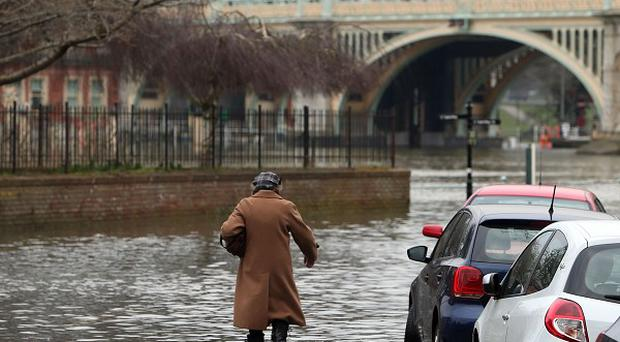 Last year saw flooding affect parts of England and Wales one in every five days