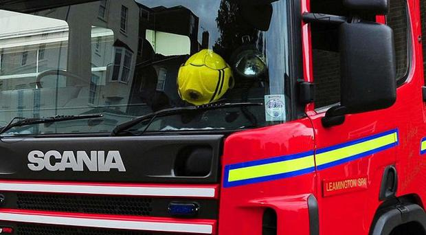 An investigation has been launched after two people died in a house fire in Stockton-On-Tees