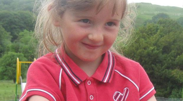 Balloons will be released across the world to mark what would have been April Jones' sixth birthday (Dyfed-Powys Police/PA)