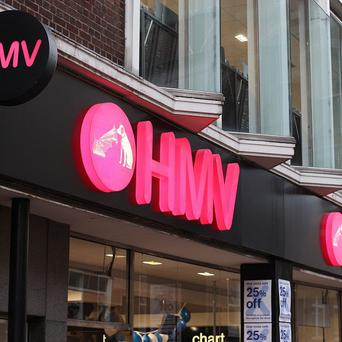 HMV called in administrators in January