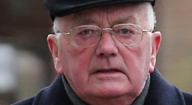 Father Keith Wilkie Denford was convicted of three counts of indecent assault against two boys between 1987 and 1990