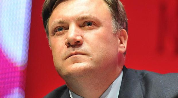 Shadow chancellor Ed Balls said 'millions are paying more while millionaires pay less'
