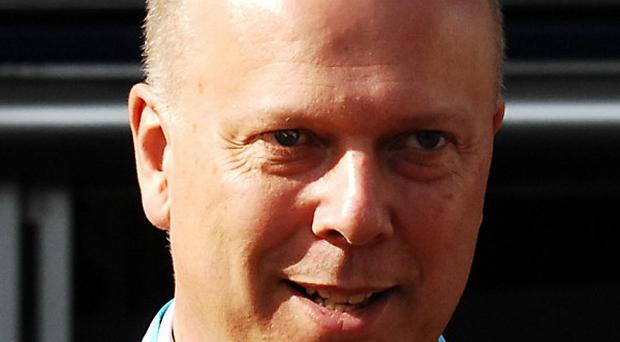 Justice Secretary Chris Grayling insisted the move was 'not about denying people access to justice'