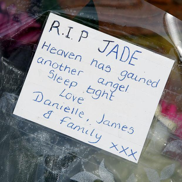 Jade Anderson, aged 14, was alone at a friend's home in Atherton, near Wigan, when she was attacked by four dogs