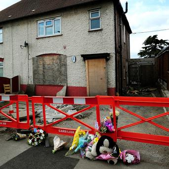 The house where Mick Philpott killed his six children by torching the property as they slept will be demolished, councillors have promised