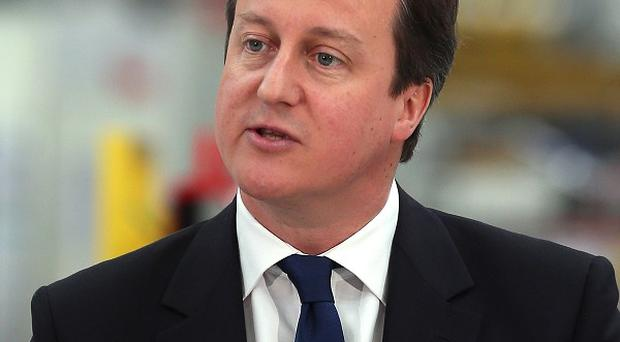 Prime Minister David Cameron is to meet French president Francois Hollande and German chancellor Angela Merkel this week