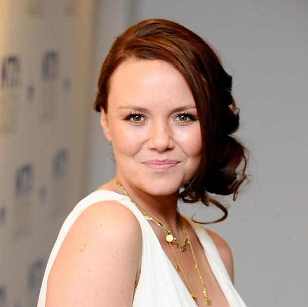 Charlie Brooks missed out on seeing her daughter following a trial on TV show I'm A Celebrity