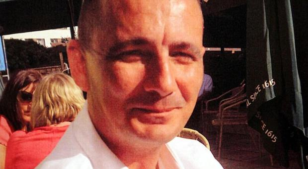 Pc Ian Dibell was shot while trying to intervene in a dispute near his home in the seaside town of Clacton