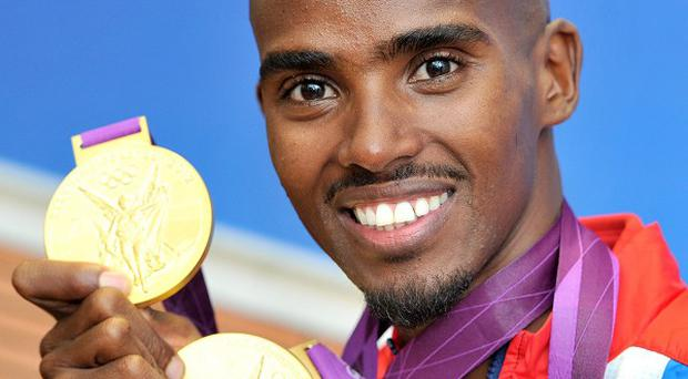 A furious Mo Farah took to Twitter after his wife was involved in an alleged hit-and-run crash