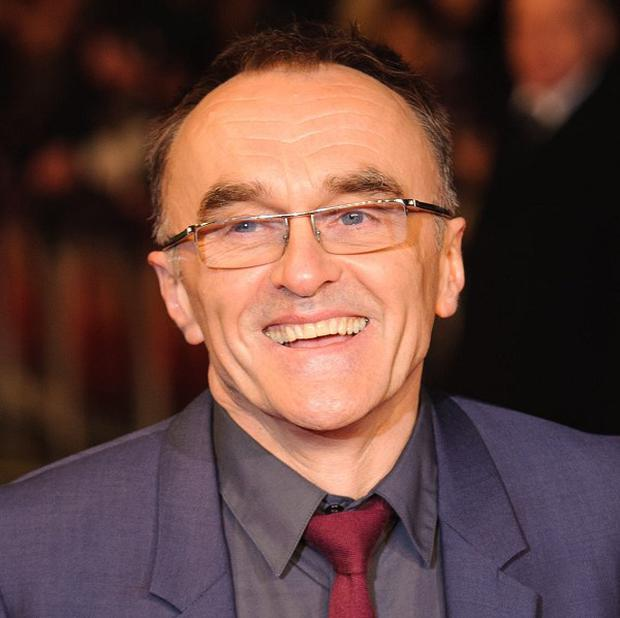 Danny Boyle directed the London 2012 Olympic opening ceremony