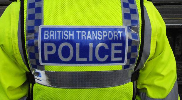 British Transport Police said two people were killed after a train hit a car at a railway crossing in Grimsby, Lincolnshire