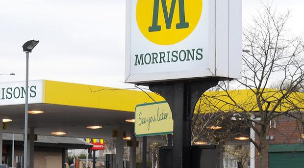 Morrisons is the UK's fourth largest supermarket, but saw profits drop seven per cent last year