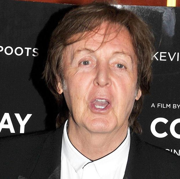 Sir Paul McCartney and his wife reportedly share a fortune worth 680 million pounds