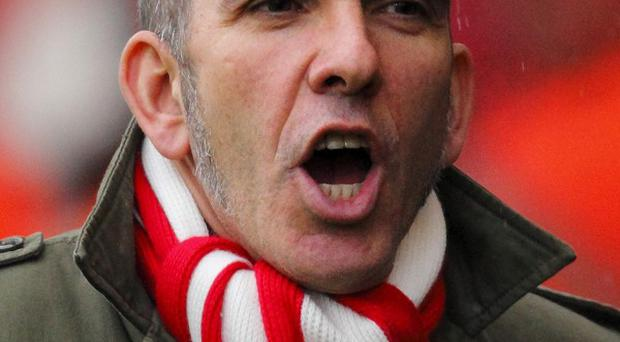 Newcastle United fans have been told not to copy Paolo Di Canio's infamous right-arm salute when Sunderland visit St James' Park this weekend